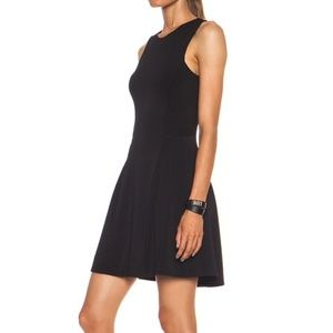 Rag & Bone Geneva Black Dress